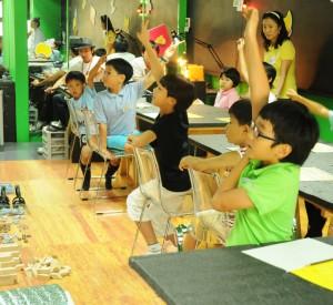 백남준아트센터 2009 여름맞이 특별 프로그램 '백남준크리에이티브 썸머'