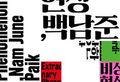 백남준전 《비상한 현상, 백남준(Extraordinary Phenomenon, Nam June Paik)》